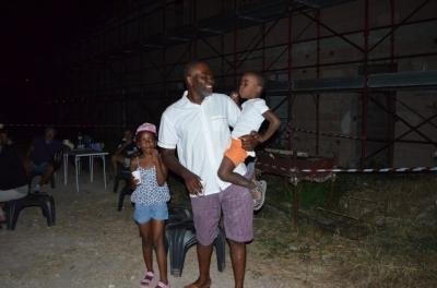 Mustafà con i suoi figli_1